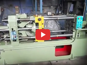 Rapid Pressure Die Casting Machine Dry Run